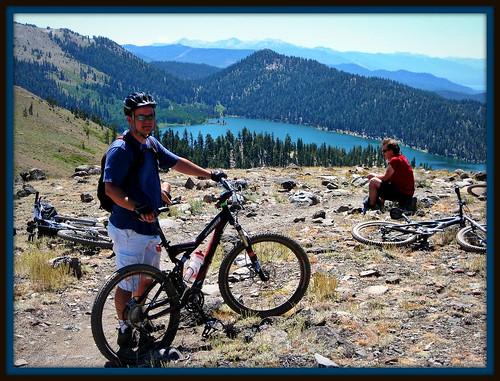 Tahoe Rim Trail / Flume Trail Loop