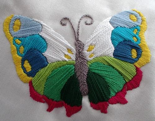 oriental butterfly