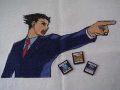 Phoenix Wright, Ace Attorney and games