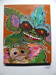 Gremlins and the Mogwai Terror by 179 by JeanineAnderson on Flickr