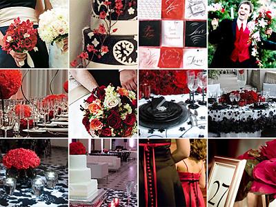 2988949039 e097f0b409 Baú de ideias: Decoração de casamento preto e branco