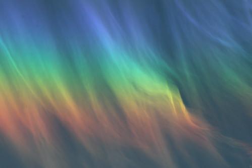~16/30 Gratitude~ Ice Crystal Rainbow by ॐ dragonflyriri ॐ (Limited Flickr Time)