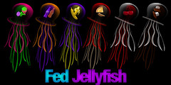 Snack Fed Jellyfish (2 of 2)