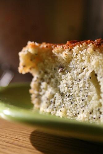 la photo d'un cake raté