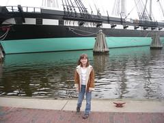 Li at the harbor