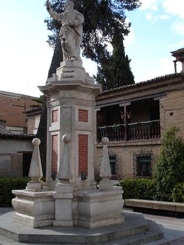 Plaza de los Doctrinos en la actualidad