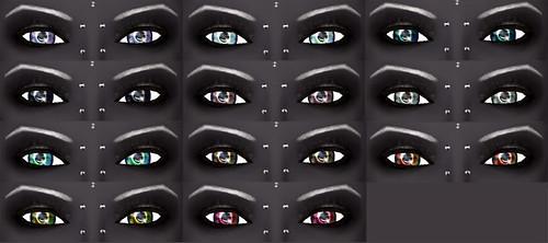 Happa Spirit Eyes
