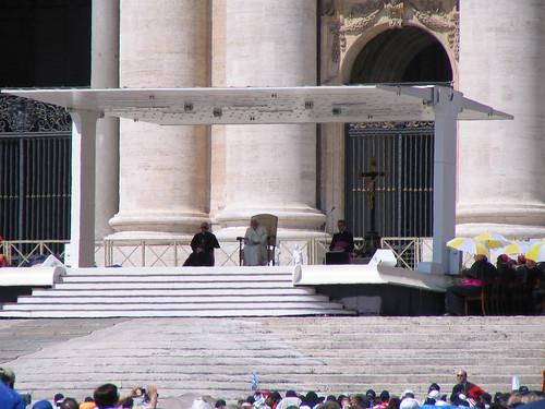 Papal Audience 6.4.08