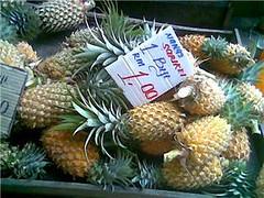 Sarikei pineapples