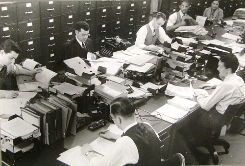 Government Office Workers, 1939