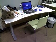 Ergonomisk arbetsplats