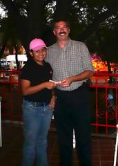 Claudia Muñoz, mejor ajedrecista femenino