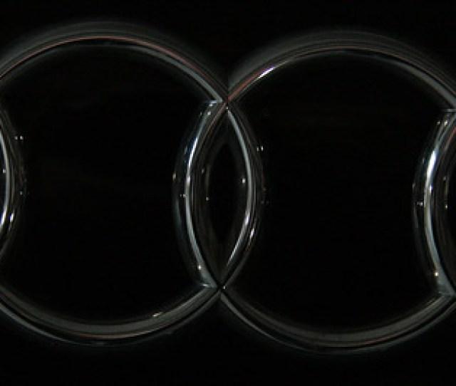 Audi Logo Symbol  Wheels A Photo On Flickriver