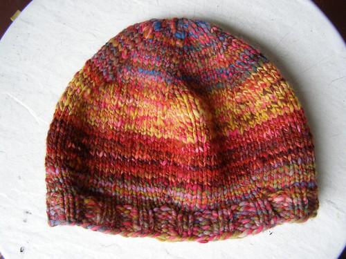 SOAR hat flat