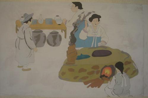 韓國傳統畫 4
