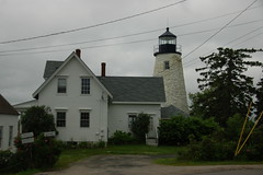 Dice Head Lighthouse