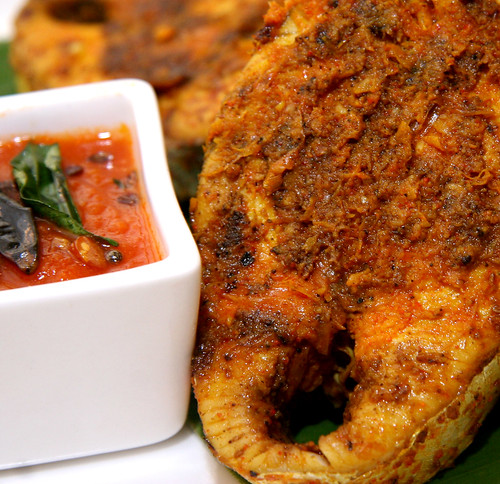 Fried Surmai (King FIsh)