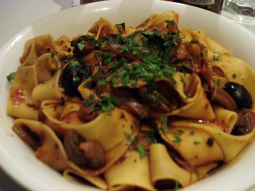 Mildred's pasta by you.