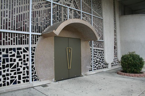 Saint John Bosco Church - side door