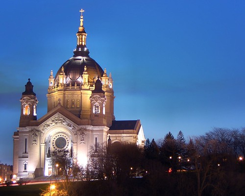 Cathedral of Saint Paul, Saint Paul