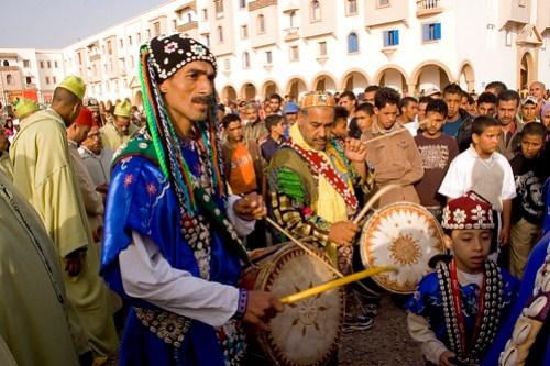 Festival Gnaoua d'Essaouira ; exemple de tolérance autour des musiques du monde 1