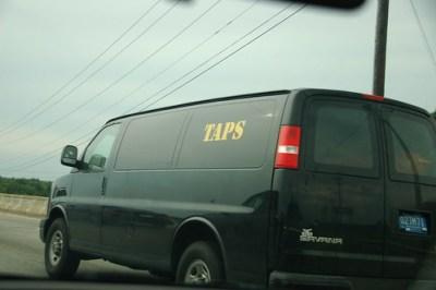 TAPS Van