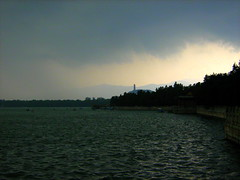 Storm at the Summer Palace