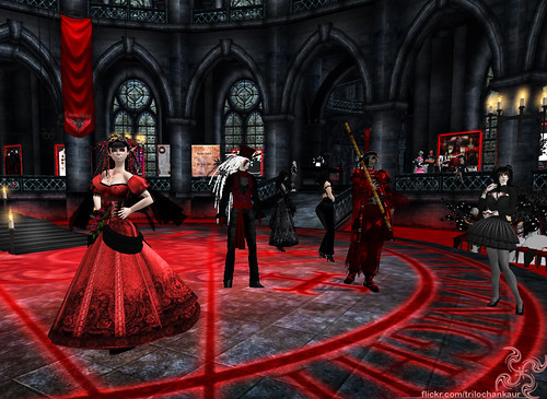 Fashion Show @ Crimson Shadow (Killers Designers Inspired)