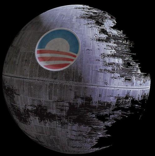 Obama Death Star 2