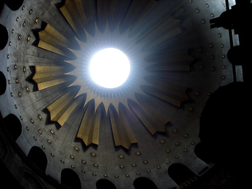 Holy Sepulchre dome