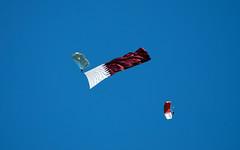هبوط مظلي - اليوم الوطني القطري - 29