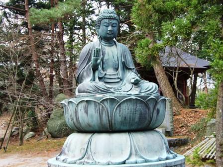 乙宝寺~仏像