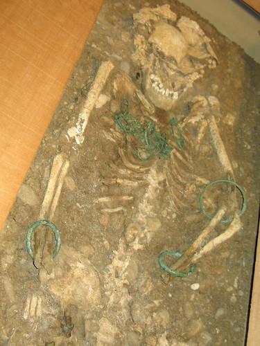 Roman Era Skeleton