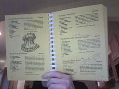 old school cookbook
