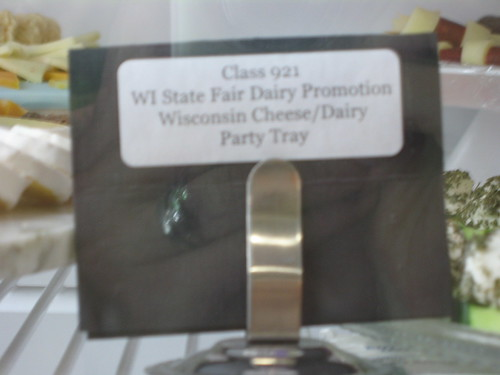 There is a Cheese Party Tray category!  I would EXCEL at this category.  Its a shame I dont live in Wisconsin, so I am ineligible.