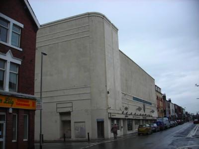 Theatre (dark)
