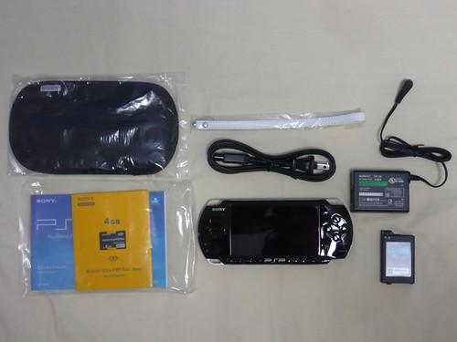 Paket Penjualan PSP-3000