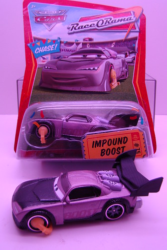CARS B CASE Race O Rama NEW RELEASES