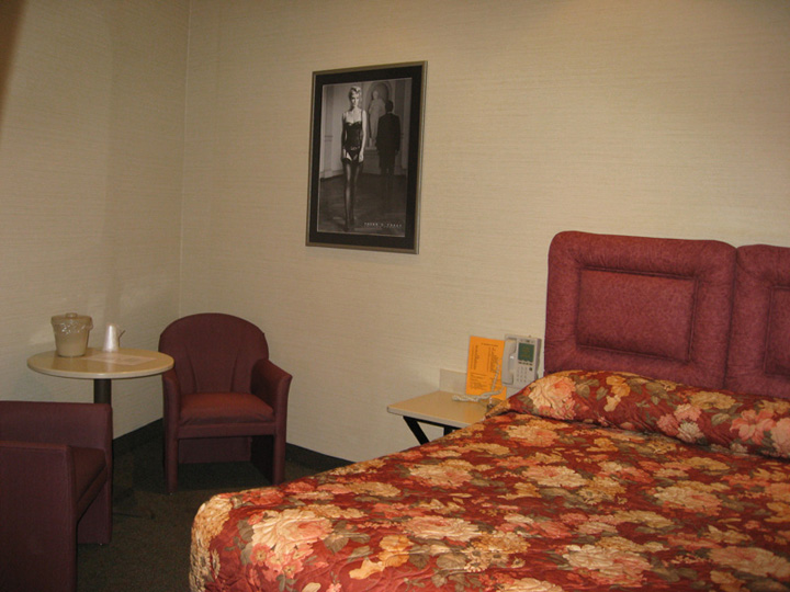 Liberty Inn Romantic Interludes room