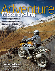 Adventure Motorcycling Cover
