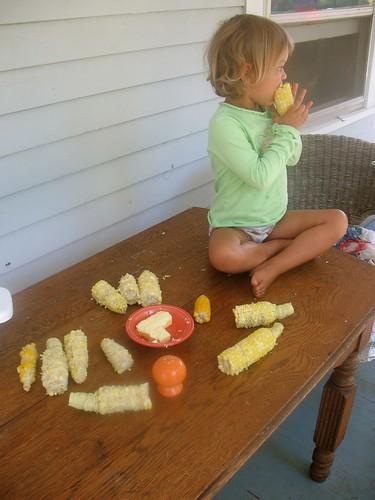 corn evening