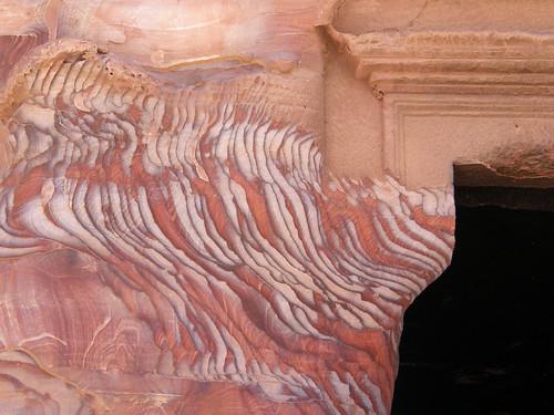 Petra. Puerta erosionada