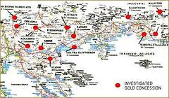 Μεταλλεία χρυσού στην Ελλάδα!
