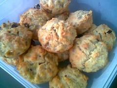 Yan's banana muffins