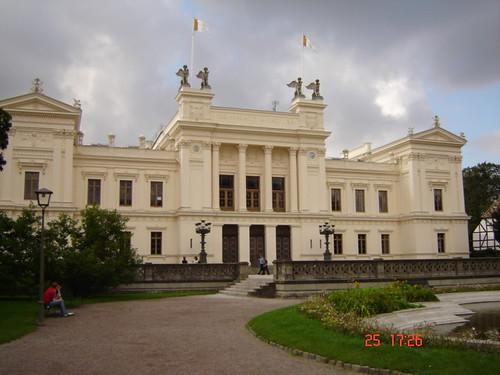 University building, Lund