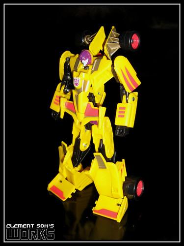 Transformers Universe Drag Strip