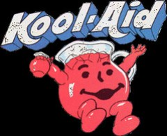 Kool-Aid Man and Logo by Paxton Holley