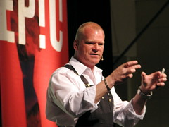 Mike Holmes at EPIC