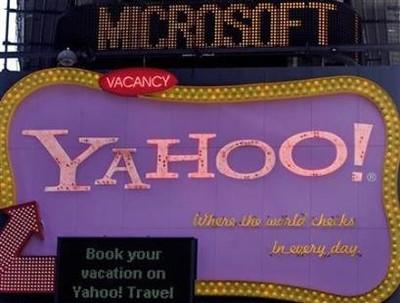 Yahoo/Microsoft