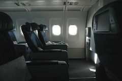 Executive Class Legroom